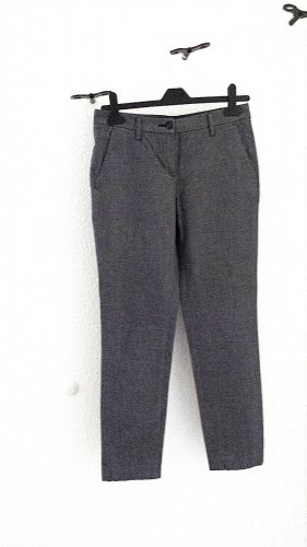 Benetton 7/8 Length Trousers multicolored cotton