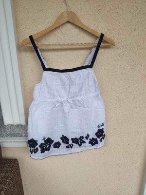 Neuwertige ärmellose Bluse Top Hingucker im Sommer