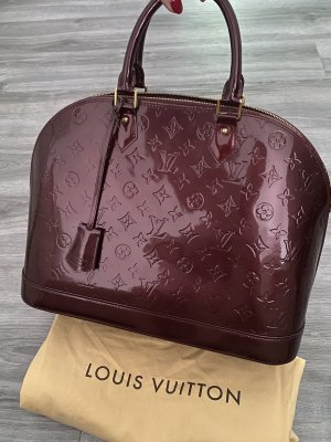 Louis Vuitton Handbag purple