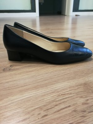 Högl Mary Jane Ballerinas dark blue