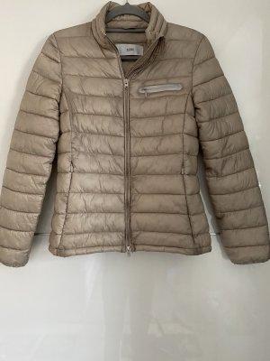 Neuwertige beige Daunenjacke leichte Jacke von Closed S 36