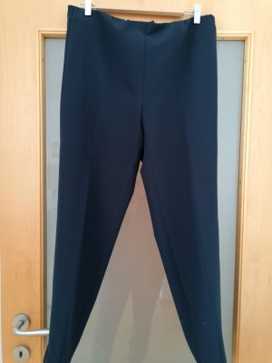 Zerres High Waist Trousers dark blue