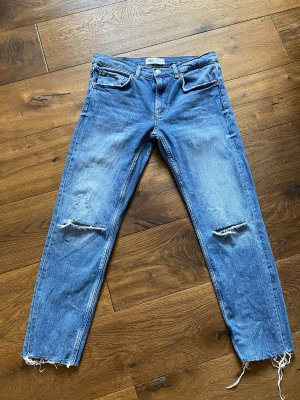 Neuwertige Boyfriend Jeans -Sonderpreis