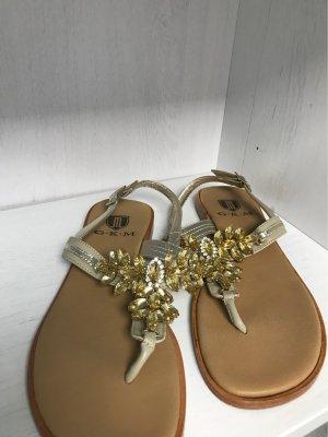 Neuwertige Designer Sandalen Gr. 36
