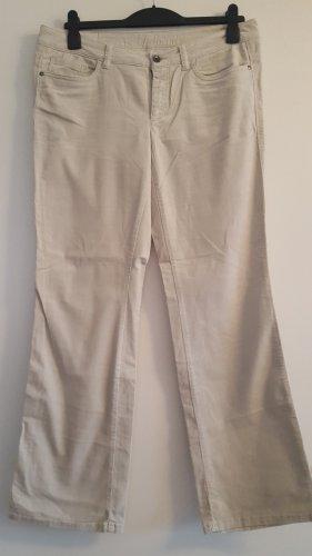 Esprit Pantalon en velours côtelé multicolore