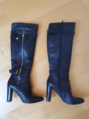 Guess High Heel Boots black-gold-colored