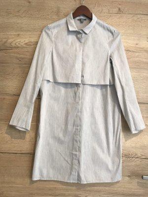 COS Robe chemisier gris clair