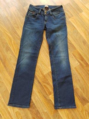 Hilfiger Jeans met rechte pijpen blauw