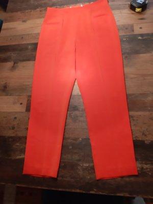 Ashley Brooke Pantalon strech orange