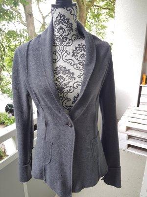neuwertige Jacke von Please Gr L grau