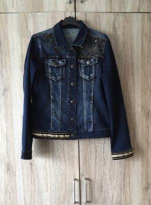 Neuwertige Jeansjacke von Desigual