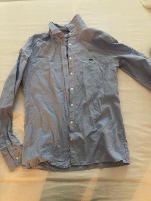 Lacoste Camicia blusa azzurro