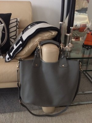 Pascal Morabito Hobos light grey-grey leather
