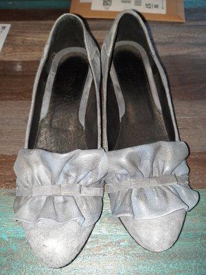 aus Italien Classic Court Shoe dark grey