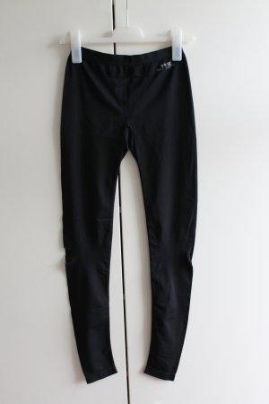 Hot Stuff Leggings negro-gris claro