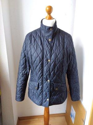 Barbour Quilted Jacket dark blue-blue polyamide