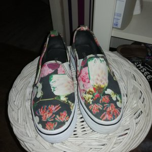 H&M Slip-on multicolore