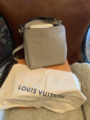 Neuwertige Louis Vuitton Babylone Mahina PM Galet