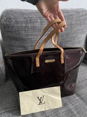 Louis Vuitton Handbag brown violet