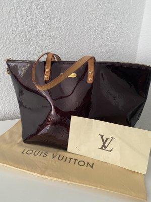 Louis Vuitton Bolso violeta amarronado