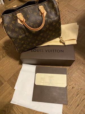 Neuwertige Louis Vuitton Speedy 30