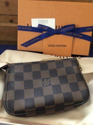 Louis Vuitton Pochette marrone scuro