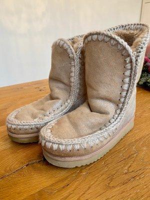 neuwertige Mou Boots