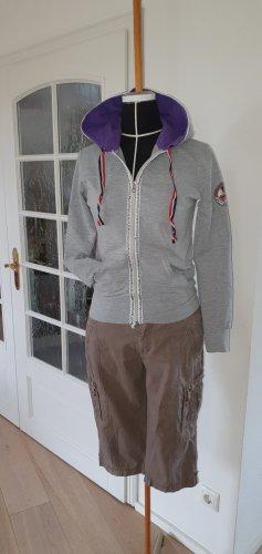 Napapijri Chaqueta de tela de sudadera multicolor