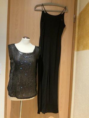 Nienhaus & Lotz Blusa brillante nero