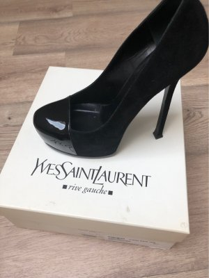 Neuwertige Saint Laurent Tribute Trip Toes