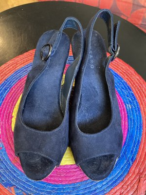 Pesaro Comfort Sandals dark blue