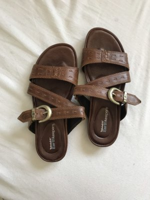 Timberland Strapped Sandals brown