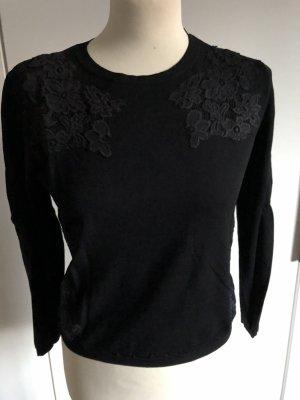 Neuwertige schöner Pullover mit Stickerei -Sonderpreis