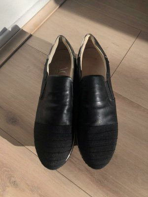 Attilio giusti leombruni Slip-on Sneakers black