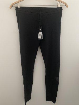 Y-3 Pantalón deportivo negro
