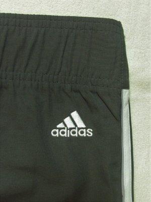 Neuwertige, superschöne Adidas Sporthose, grau, Größe DE 38
