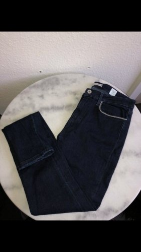 Tommy Hilfiger Jeans cigarette bleu foncé