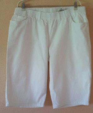 Neuwertige weiße Sommer Jeans Gr. 48