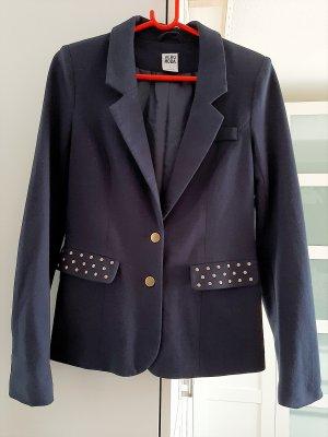 Neuwertiger Blazer von Vero Moda, dunkelblau, Gr. S