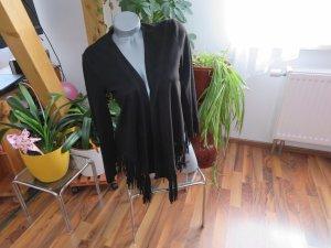 Voyelles Cardigan noir polyester
