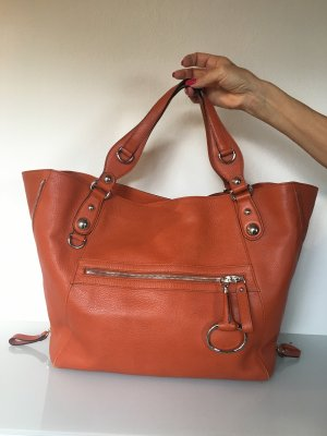Neuwertiger Gucci Shopper in Orange