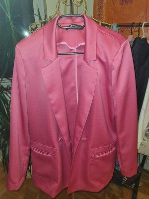 Neuwertiger Missguided Oversize Blazer Pink S/36