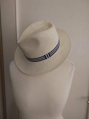 Gant Sombrero de Panamá blanco puro tejido mezclado