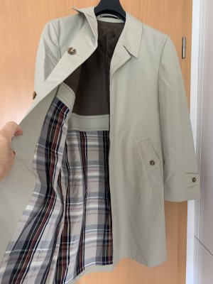 Trenchcoat multicolore polyester
