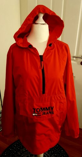 Tommy Hilfiger Windbreaker red