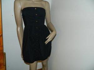 Vero Moda Balloon Dress black cotton