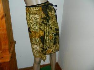 Neuwertiges Damen Sommer Wickelrock Größe M/L von Manlaver (Nr339)