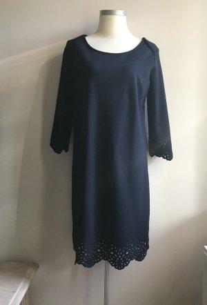 Neuwertiges, dunkelblaues Kleid von Laurèl, Gr. 40