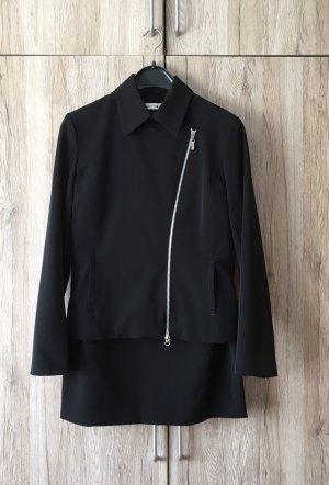 Neuwertiges schwarzes Kostüm von Comma
