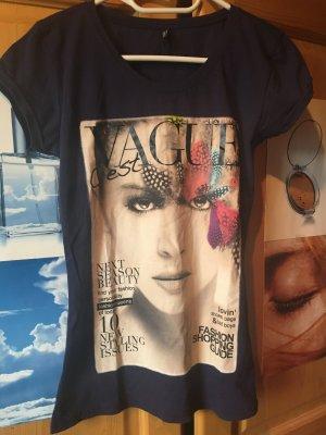 Neuwertiges Shirt im Vogue Style, Gr. M